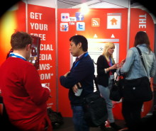 Join Mynewsdesk at Social Media World Forum during 27-28 March 2012!