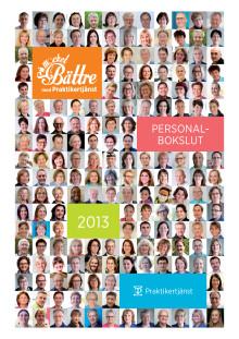Personalbokslut 2013 - Praktikertjänstkoncernen