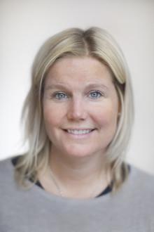 Anna Erhardt blir ny chef för kommunikationsenheten i Röda Korset