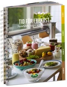Ny bok från Arla inspirerar till bättre frukoststunder