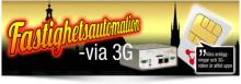 Filmpremiär -uppkoppling av styrsystem för fastigheter via 3G