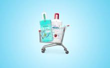 Soft Mint och Raspberry: Två nya smaker när Flux flyttar in i matbutikerna