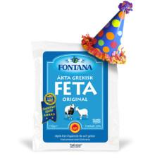Fontana firar Fetaostens Dag för tredje året i rad