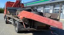 Bekendtgørelse om afmærkning ved reparation eller bortbugsering af havarerede køretøjer i høring