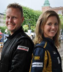 Nu vill Walfridsson köra sig till ett SM-guld