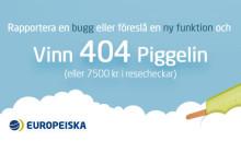 Sveriges första 404-kampanj lanseras på Twitter
