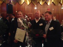 Rapidus named Vergic Company of the Year 2013