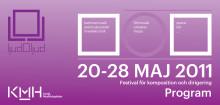 Program för ljudOljud, Kungl. Musikhögskolans festival för komposition och dirigering 20-28 maj 2011