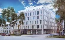 Antagen detaljplan för kvarteret Fabriken (Länsförsäkringar)