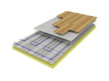 """Thermotech lanserar marknadens lägsta vattenburna golvvärmesystem """"Minifloor 8"""""""