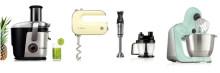 Bosch kjøkkenguide:  Fire må-ha-produkter til kjøkkenet denne sesongen
