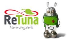 Sveriges första återbruksgalleria