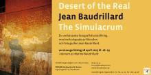 Jean Baudrillard – Desert of the Real – The Simulacrum