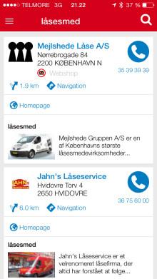 Ny Krak-app gør de lokale erhvervsdrivende mere synlige