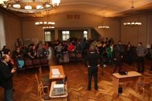 Lesjöfors inspired students at Latvian Innovation Days