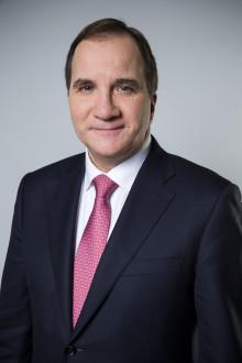 Statsminister Stefan Löfven till Sveriges Innovationsriksdag 2015