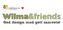 Möbler.se inleder ett samarbete med Wilma & Friends