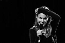 Årets Jazzkatten-musiker Isabella Lundgren uppträder på Umeå Jazzfestival