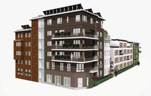 Klimatsmart byggstart av bostäder i Hyllie
