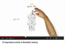 Ny tipsfilm till dig som är ny i Sverige - Swedish history
