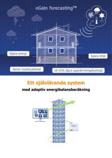 Ett självlärande system från eGain.