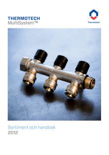 Broschyr - Bassortiment & Handbok Thermotech MultiSystem 2012