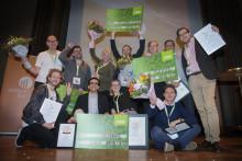 Här är vinnarna i Venture Cups regionfinaler