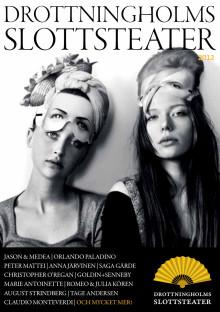 Drottningsholms Slottsteaters säsongsprogram 2012