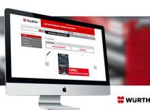 Würth satsar på den digitala affären