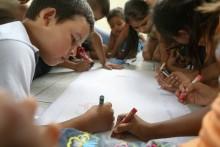 Globalt möte om förebyggande arbete inför framtida katastrofer: Plan – låt barn delta!