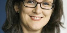 EU-ministern invigningstalar på Stockholm EuroPride