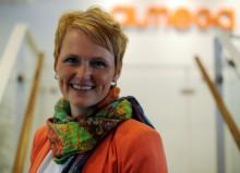 Pressträff med Almegas tillträdande vd Anna-Karin Hatt