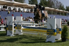 Falsterbo Horse Show stödjer Childhood