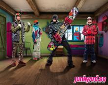 junkyard.se välkomnar vintersäsongen med tv-reklam på MTV