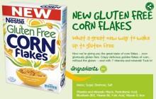 Nestlé satser glutenfritt