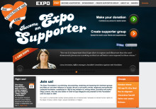 The Expo Foundation Launches International Site for Fundraising