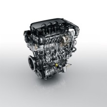 "Peugeots bensinmotor prisad som årets bästa i sin kategori i ""International Engine of the Year Award"""