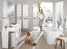 Undersökning visar: Så vill svenskarna ha det i badrummet 2013