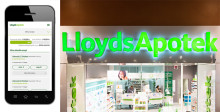 LloydsApotek lanserar Vismas receptbeställning på nätet