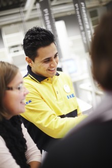 Rekryteringen till IKEA Umeå fortsätter