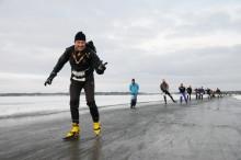 Klartecken för Vikingarännet med start och mål i Sigtuna