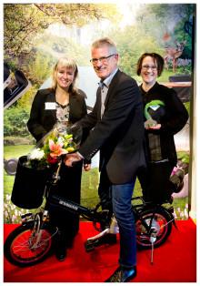 If Skadeförsäkring vinnare av Green Tenant Award 2012