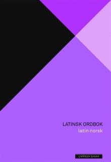 Nå er den her - latinordboken for det 21. århundre!