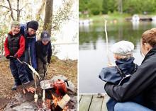 Örebro är värd för Tankesmedja för friluftsliv