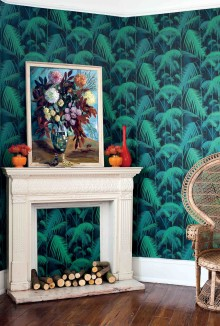 THE 'CONTEMPORARY RESTYLED' COLLECTION EXPANDS & REVITALISES COLE & SON'S MOST POPULAR PRINTS