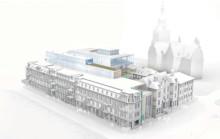 Pressinbjudan: Grundläggning av kommun- och regionhus i Kristianstad