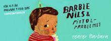 Pressvisning med panelsamtal om Barbie-Nils den 6 feb