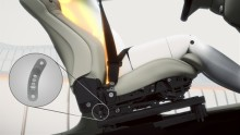 Världsnyhet i nya Volvo XC90 fokuserar på skydd i allvarliga avåkningsolyckor