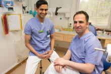 Tandläkare med andra rötter