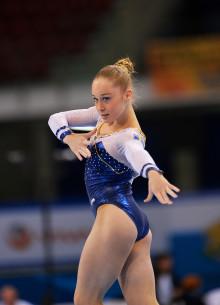 Världscupguld till Emma Larsson i Challenge Anadia